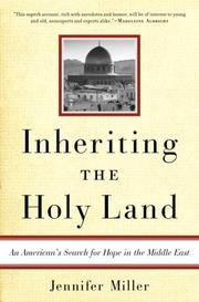 Book Cover for INHERITING THE HOLY LAND