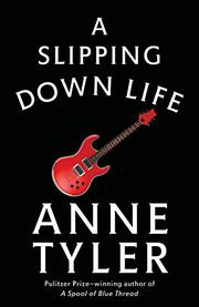 Book Cover for A SLIPPING-DOWN LIFE