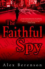 Book Cover for THE FAITHFUL SPY