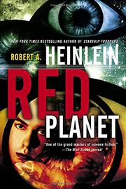 Cover art for RED PLANET