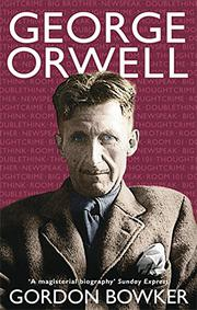 Book Cover for GEORGE ORWELL