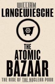Book Cover for THE ATOMIC BAZAAR