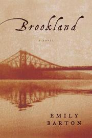 Cover art for BROOKLAND