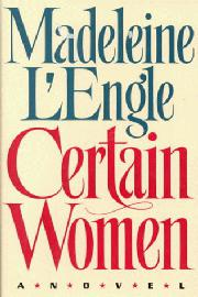 Cover art for CERTAIN WOMEN