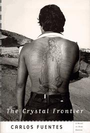 Book Cover for THE CRYSTAL FRONTIER