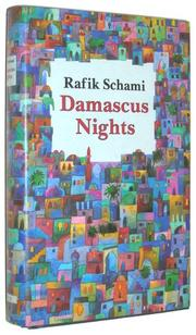 Book Cover for DAMASCUS NIGHTS