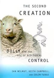 Cover art for THE SECOND CREATION