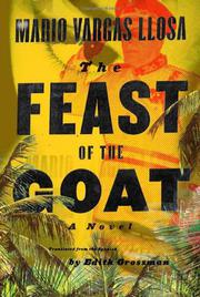 Cover art for THE FEAST OF THE GOAT