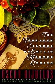 Book Cover for THE FOURTEEN SISTERS OF EMILIO MONTEZ O'BRIEN