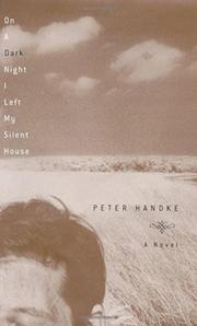 Book Cover for ON A DARK NIGHT I LEFT MY SILENT HOUSE