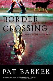 Cover art for BORDER CROSSING