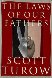 Book Cover for THE LAWS OF OUR FATHERS
