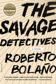 Cover art for THE SAVAGE DETECTIVES