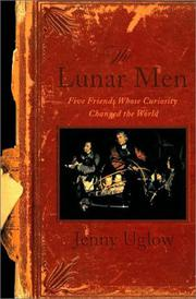 Cover art for THE LUNAR MEN