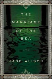Cover art for THE MARRIAGE OF THE SEA