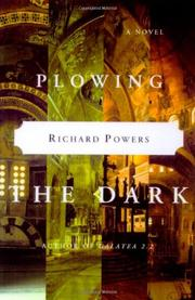 Book Cover for PLOWING THE DARK