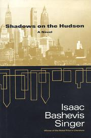 Book Cover for SHADOWS ON THE HUDSON