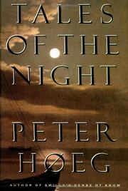 Cover art for TALES OF THE NIGHT