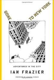 Book Cover for GONE TO NEW YORK