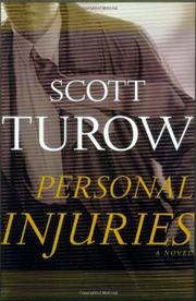 Cover art for PERSONAL INJURIES