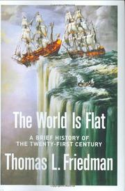 Book Cover for THE WORLD IS FLAT