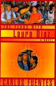 Cover art for THE YEARS WITH LAURA DÍAZ