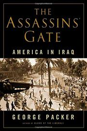 Cover art for THE ASSASSINS' GATE