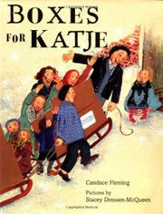 Cover art for BOXES FOR KATJE