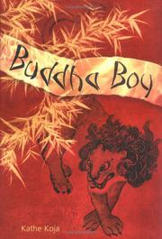 Cover art for BUDDAH BOY