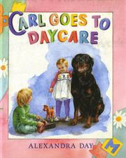 Cover art for CARL GOES TO DAYCARE