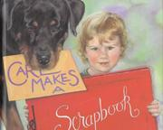 Cover art for CARL MAKES A SCRAPBOOK