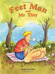 Book Cover for FEET MAN AND MR. TINY