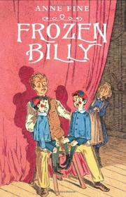 Cover art for FROZEN BILLY