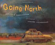 Cover art for GOING NORTH