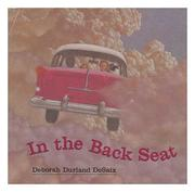 Cover art for IN THE BACK SEAT