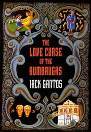 Book Cover for LOVE CURSE OF THE RUMBAUGHS