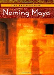 Cover art for NAMING MAYA