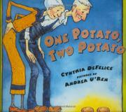 Book Cover for ONE POTATO, TWO POTATO