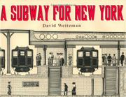 Book Cover for A SUBWAY FOR NEW YORK
