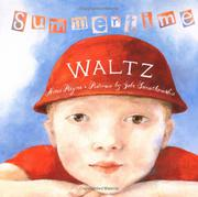 Book Cover for SUMMERTIME WALTZ