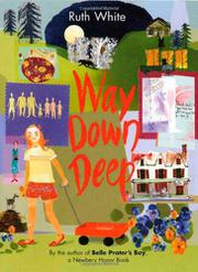 Cover art for WAY DOWN DEEP