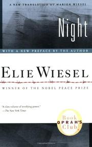 Book Cover for NIGHT