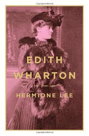 Cover art for EDITH WHARTON