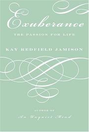 Book Cover for EXUBERANCE