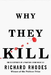 Cover art for WHY THEY KILL