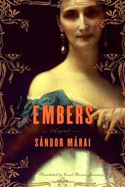 Cover art for EMBERS