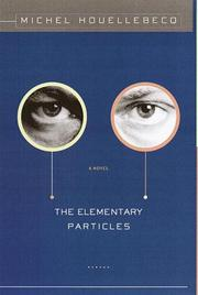 Cover art for THE ELEMENTARY PARTICLES