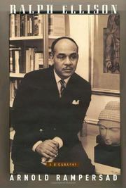 Cover art for RALPH ELLISON