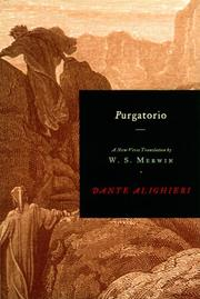 Book Cover for PURGATORIO