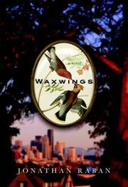 Cover art for WAXWINGS